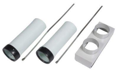 KDC-24 Air Chute Kit Parts